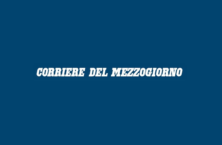 Corriere del Mezzogiorno del 7/04/2014
