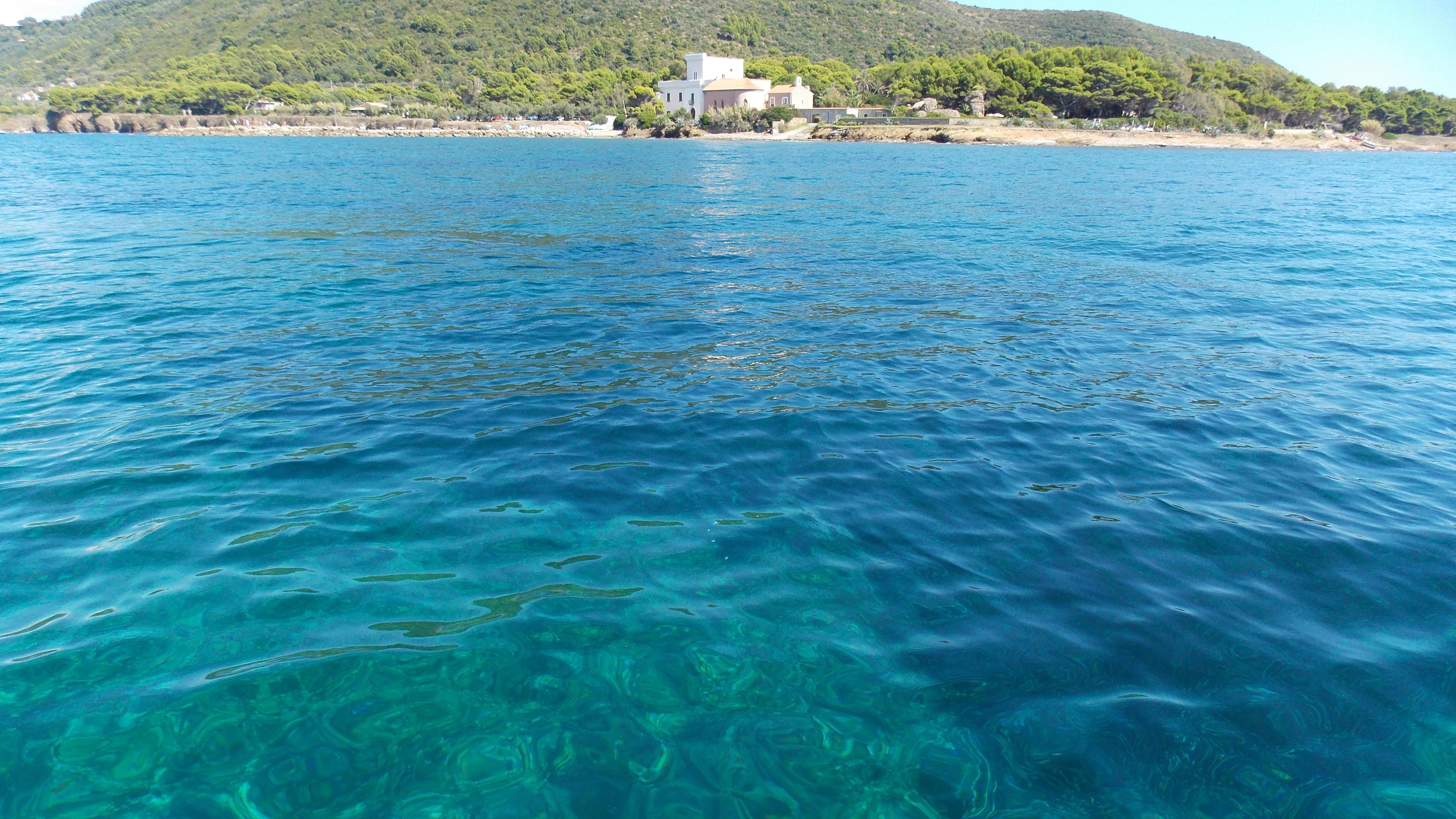 Escursione in Barca a Punta Licosa - Borgo Riccio